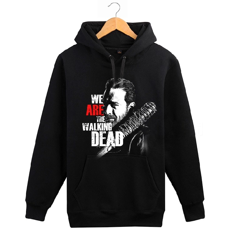 Nouveau 2019 mode The Walking Dead the NEGAN veste manteau mode hommes femmes Sweatshirts