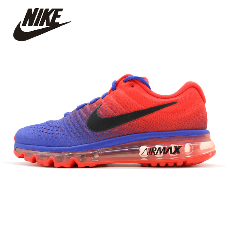 NIKE Original  New Arrival AIR  MAX Mens Running Shoes  Stability  Footwear Super Light For Men#849559-402