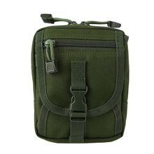 Multi-Purpose Small Tools Holder Bag Tactical Waist Pack Camping Hiking Pouch стоимость