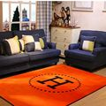 Classic Trend H Carpet Large Size 150cm x 190cm Orange Rug Living Room Carpets or Bedroom Mat