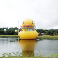 Indonesia Makart Park customize a variety of inflatable advertising duck