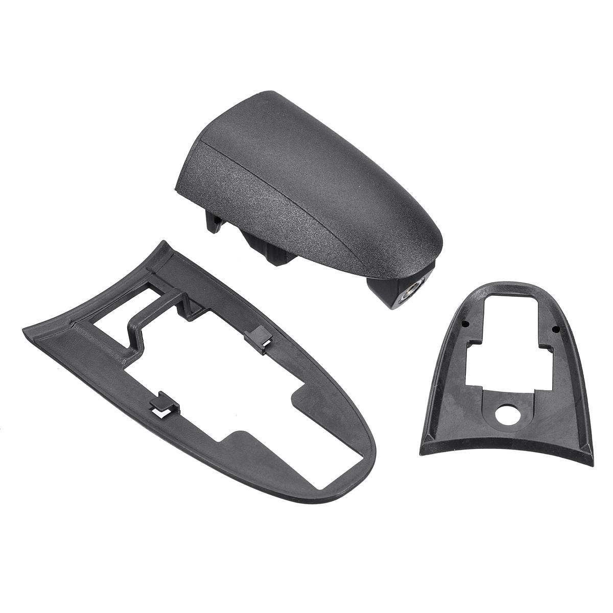 Super1Six Black Exterior Outside Left Sliding Door Handle Fit For Mercedes//Sprinter//VW//Crafter//9067600170 68006564AA