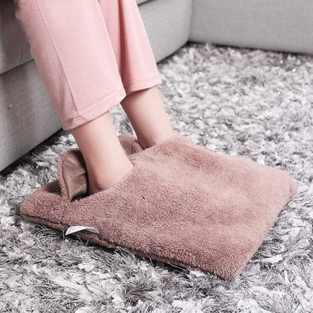 Pie calentador de la mano almohadilla Zapatillas sofá silla cojín