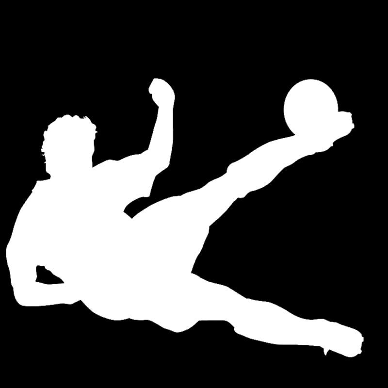 Sticker decal wall car moto funny football player laptop sport usa american ball