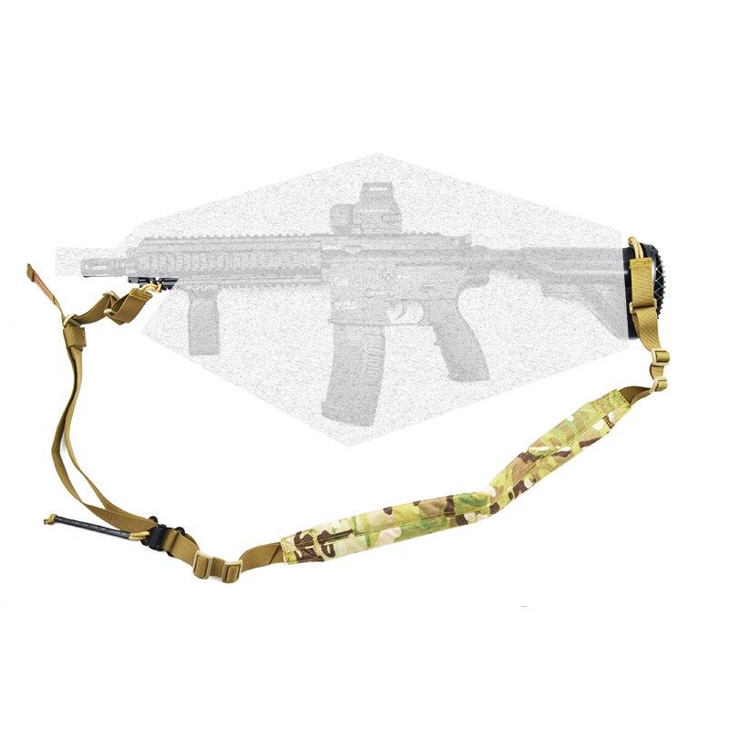 TwinFalcons Тактический два 2 Точка мягкий оружейный слинг быстрой регулировки страйкбол винтовка пистолет ремень Охота TW-SL001