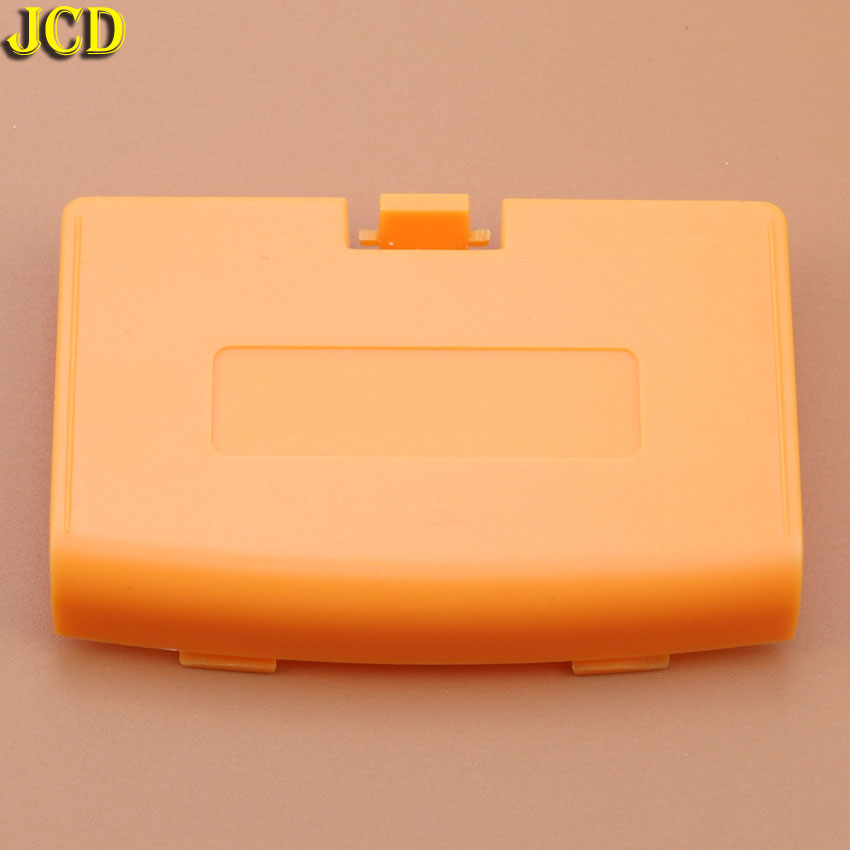 Image 5 - JCD 1pcs For Nintend Gameboy Advance Battery Cover Lid Door Replacement For GBA Console Back Door Case-in Cases from Consumer Electronics