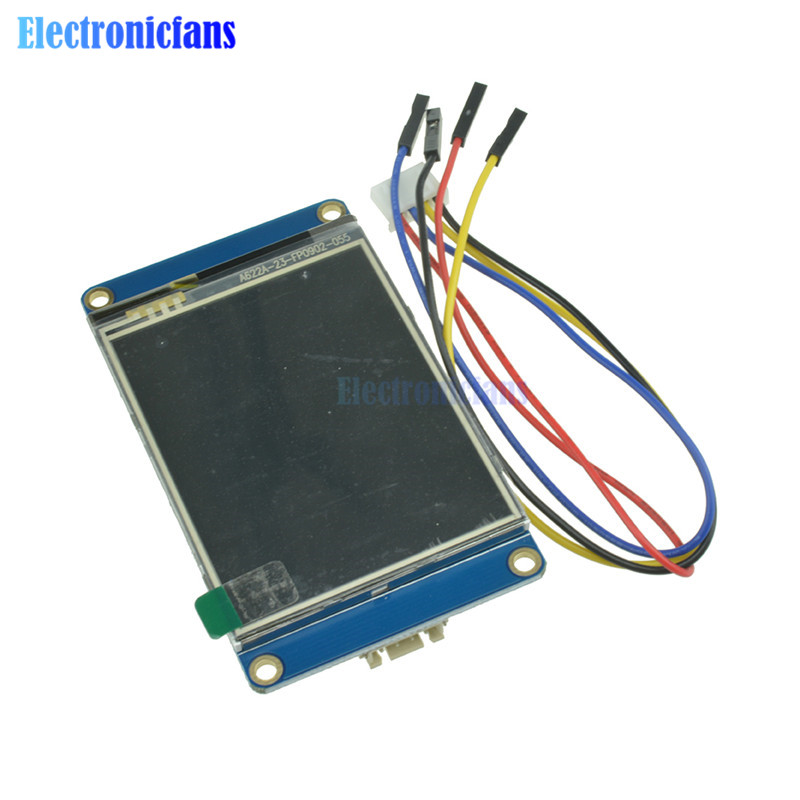 """2.8"""" Inch Nextion HMI Intelligent Smart USART UART Serial Touch TFT LCD Module Display Panel For Arduino Raspberry Pi 2 A+ B+"""