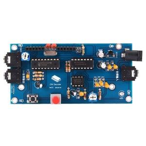 Image 5 - Ham Radio Essential CW Decoder Morse Code Reader Morse Code Translator Ham Radio Accessory DC7 12V/500mA