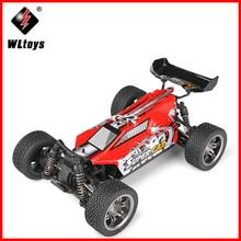 High Speed Wltoys 12401 RC Cars 1/12 4WD Crawler RC Car RTR 2.4GHz RC Car Racing Radio Control Cars VS WLtoy A959 wltoys l939 2 4ghz rc car 5 speed levels racing car