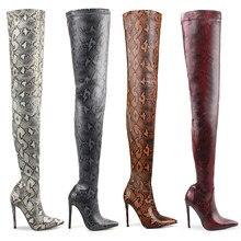 988f6a8c5 Python Boots Women-Achetez des lots à Petit Prix Python Boots Women ...