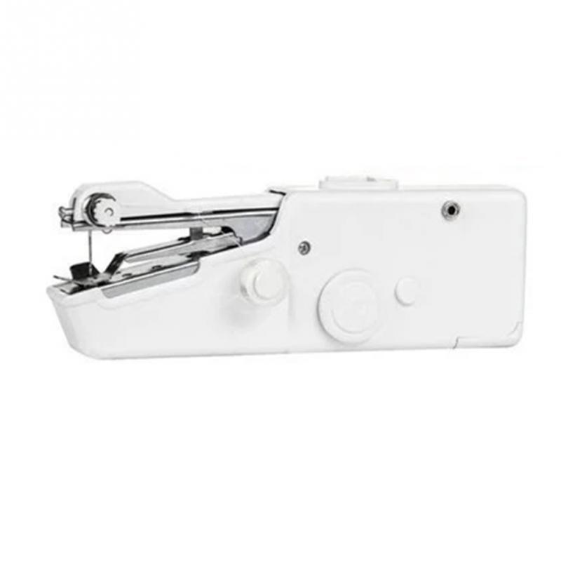 Ručni mini šivaći stroj Prijenosni džepni priručnik za šivanje - Umjetnost, obrt i šivanje - Foto 3