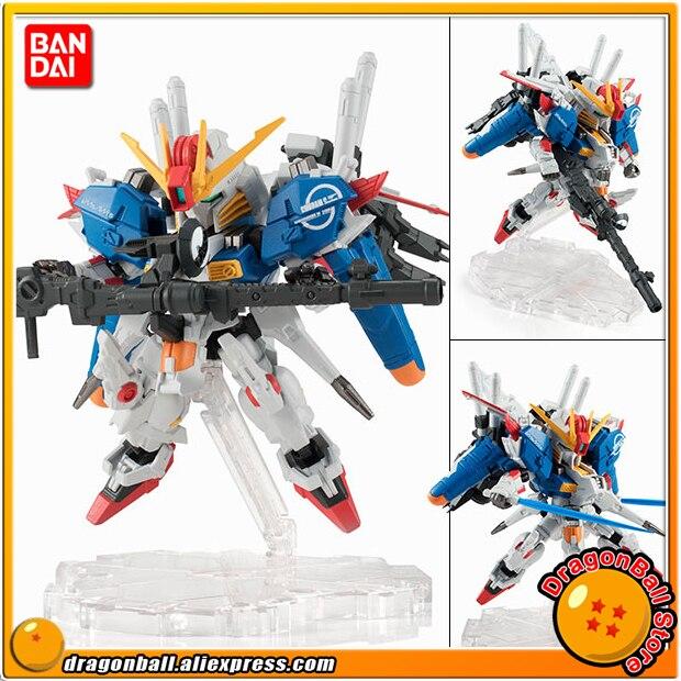Anime Gundam Sentinel Original BANDAI Tamashii Nations NXEDGE STYLE No. 0035 Action Figure - Ex-S Gundam gundam seed destiny original bandai tamashii nations nxedge style nx 0003 action figure destiny gundam