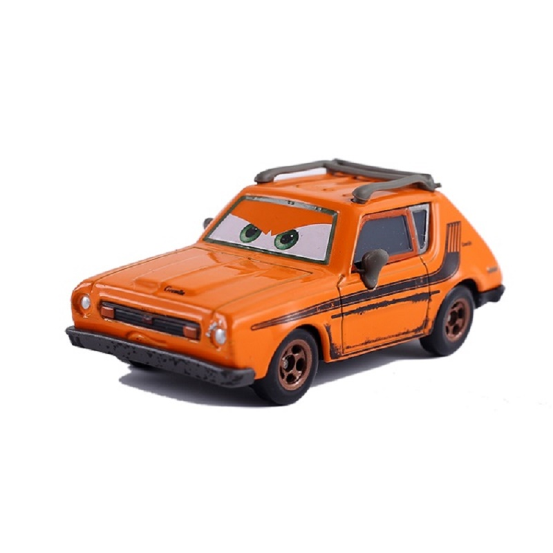 Disney Pixar Cars 2 & Cars 3 Grem Metal Diecast Toy Car 1:55 Loose Brand New In Stock Free Shipping