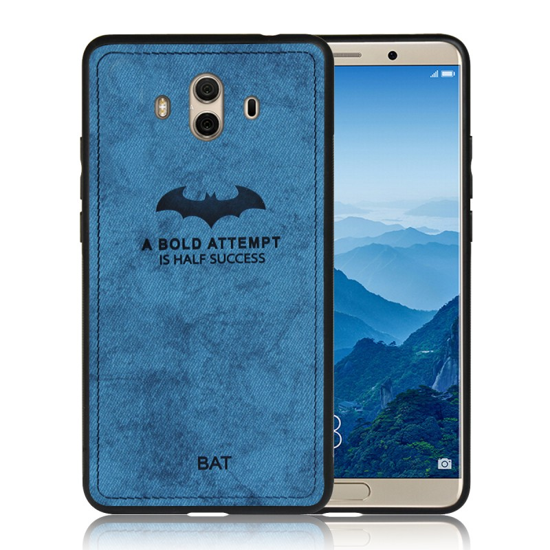 For Huawei Mate 10 Lite Christmas Deer Case Mate10 Cover Soft Silicone Coque Mate 10 Pro Cases Phone Bag Accessory Hoesjes Etui