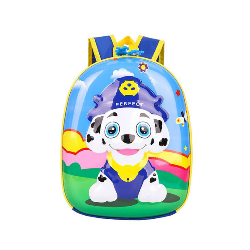 2018 New protection Collision avoidance School Bags Mochila waterproof 3D Cartoon Orthopedic Children Backpack For Boys Teenager