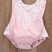 4Color ! Baby Girl Spaghetti Style Romper