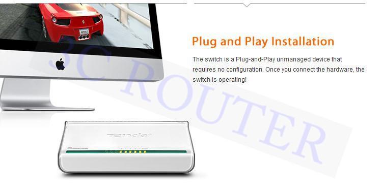 3с бесплатная доставка сетевой пригородные Сохо быстрый быстрый Ethernet 5 * 10 / 100 м авто переговоров с RJ45 порта полный дуплекс CDMA в ес сша рулить sy103