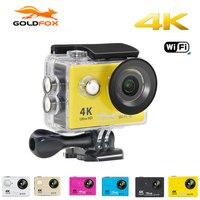 GOLDFOX H9 WiFi 1080P Action Camera HD 4K 60fps Sports Camera 2 0 LCD 170D 12MP
