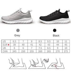 Image 5 - Youpin FREETIE נעלי ספורט קל משקל לאוורר אלסטי סריגה נעלי לנשימה מרענן עיר ריצת Sneaker עבור חיצוני