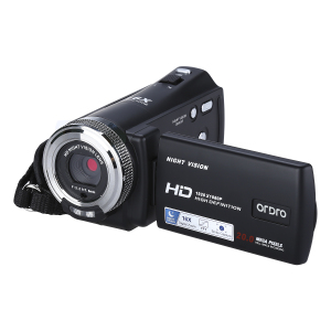 Image 4 - ORDRO camcorder full hd 1080P video camera 4 k 16x Zoom camescope filmadoras DVR IR night vision camaras fotograficas digitales