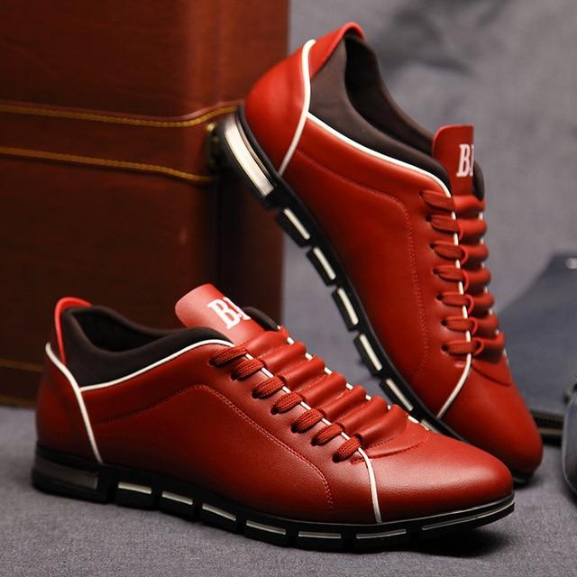 ZERO MORE Big Size 38-50 Men Casual Shoes Fashion 5 Colors Hot Sales Shoes for Men Spring Comfortable Men's Shoes Dropshipping 2