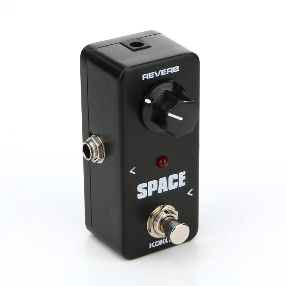 FRB2 Mini Compressor Pedal Portable Guitar Effect Pedal High Quality Guitar Parts Guitarra Effect Pedal with AC Adaptor kokko frb2 mini space pedal portable guitar effect external ac adapter delivering 9v dc regulated guitar parts