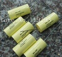 [BELLA]American original REL CAP RT 0.01u / 200V High polystyrene capacitors tin Park 5pcs/lot