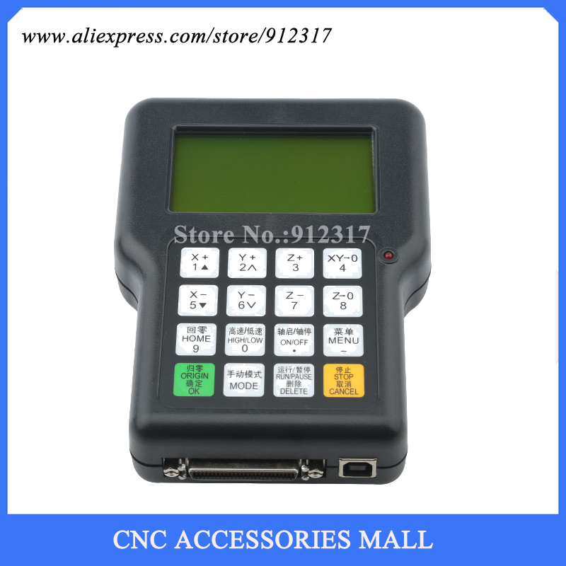 CNC Router DSP Control System remote handle for 0501,DSP handle 3 Axis controller(only handle) kamaljit singh bhatia and harsimrat kaur bhatia vibrations measurement using dsp system