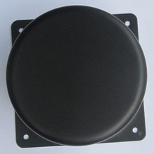 HIFIBOY toroidal transformer cover the external size is 105 51mm balck metal Metal Shield cover