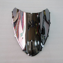 Motorcycle Part silver New Windshield / Windscreen For Ducati 1098 848 1198 All Years