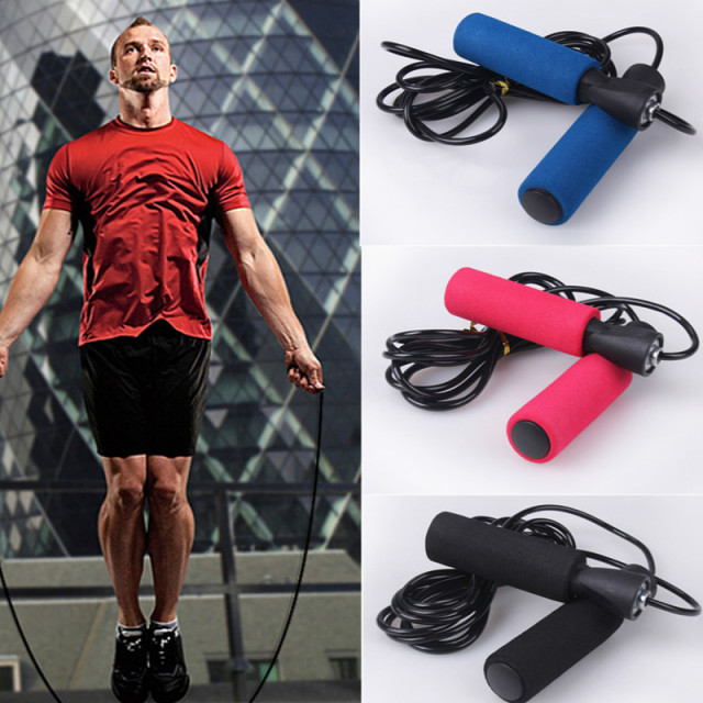 3M Bearing Skip Rope Cord Speed Fitness Lose Weight Gym Jumping Exercise Equipment Adjustable Boxing Skipping Sports Jump Rope