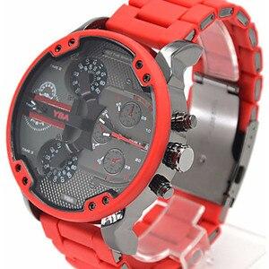 Luxury Dual Time Display Busin