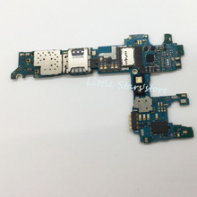100% Original For Samsung Galaxy Note 4 N910F 32G Working Logic Board Unlocked Main Motherboard