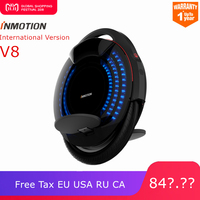 Original INMOTION SCV V8 Monowheel One wheel Electric Self balancing Scooter EUC Off road APP With Decorative Lamps Unicycle