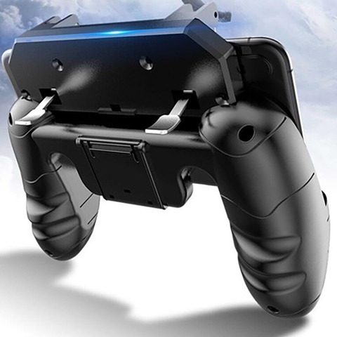 Pubg Mobile Controller Gamepad Gaming Phone Pupg Triggers Free Fire Cock Pugb Mobile Joystick Control For iOS Android Smartphone Multan