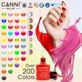 CANNI UV Nail Polish 1-24 Bling Shiny UV Gel Nail Polish Varnish LED Soak Off Glue Nail Art UV Gelpolish 238Colors CN03