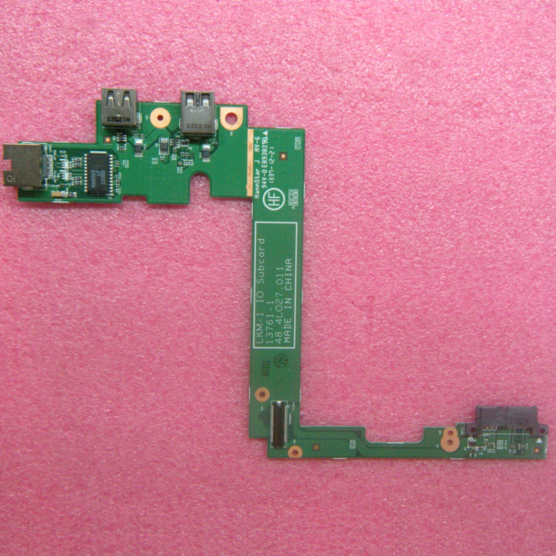 Original I/O Subcard For Lenovo Thinkpad T540p W540 W541 Series,FRU 04X5512