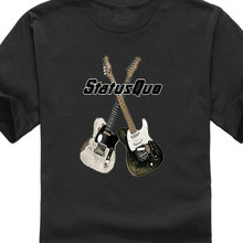 Shirt Sale Men'S Novelty Crew Neck Short-Sleeve  Status Album Guitar  Tees New Tops 2019 Print Letters Men T-Shirt O-Neck T-Shir round neck letters print short sleeve cotton men s t shirt