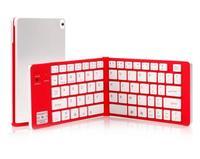 Dünne Metall drahtlose Bluetooth Bluetooth Tastatur handys tablet tastaturen zubehör für iphone ipad xiaomi samsung huawei