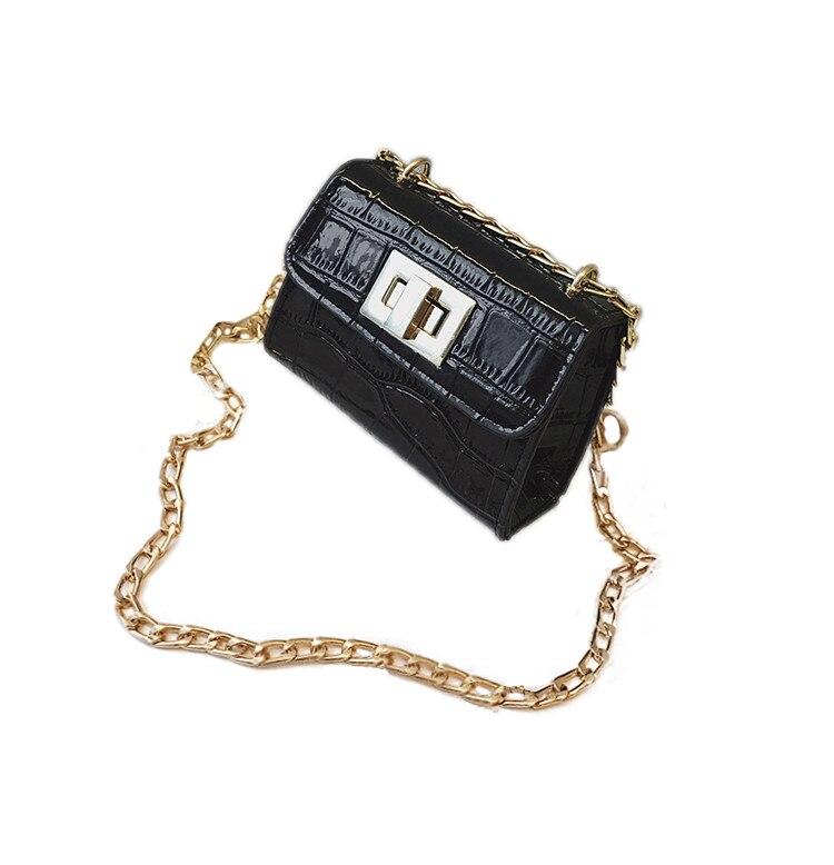 Crossbody-taschen Xiniu Mode Frauen Messenger Taschen Kinder Schulter Tasche Kette Diagonal Mini Umhängetasche Frauen Dame Geldbörse Telefon Münze Tasche Kunden Zuerst