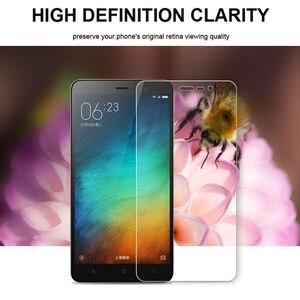Image 2 - 2Pcs Special Edition Für Xiaomi Redmi Hinweis 3 Pro Gehärtetem Glas Screen Protector Film Xiomi Redmi Hinweis 3 Spezielle version 152 mm