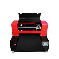 Многофункциональный принтер 60*90 см УФ планшетный принтер для Epson белый и Цвет пройти в одно время