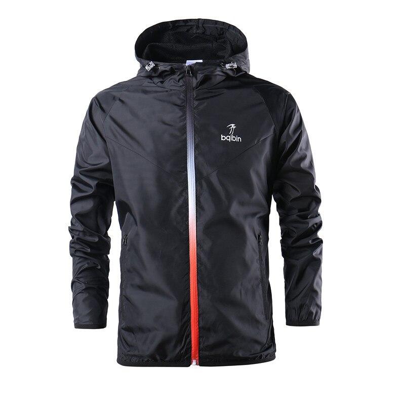Newest Track Jacket Windbreaker Jackets For Men Biker Clothing Fashion Male Sporting Coat Tracksuit