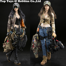 лучшая цена Full set DAMTOYS PISCES 1/6 DCG003 NANA DCG0004 LUCY Collection Action figure Toy Collectible Figure Doll Toys Gift with box