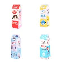 Pencil Case Estojo Escolar Milk Estuche Escolar Kalem Kutusu Pencilcase Estuches Para El Colegio For School Box Lapices Bag