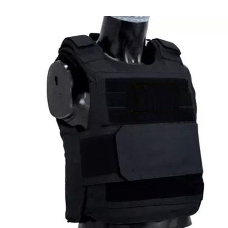 Secret anti-stab vest security guard vest CS field airsoft adults cs field game skeleton warrior skull paintball mask