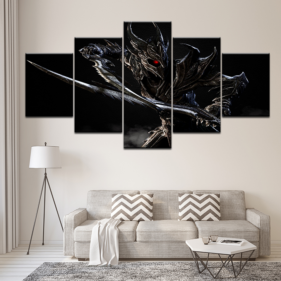 Classic Home Decor Pieces: Aliexpress.com : Buy Modular Canvas Wall Art Pictures