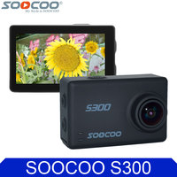 SOOCOO S300 4K 30fps 1080P 120fps Action Camera 2 35 Inch Touch Screen Bluetooth Remote Control