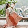 2017 весна традиционный народный танец костюмы hanfu костюм династии хань мужской одежды древняя китайская одежда женщины тан traje чин