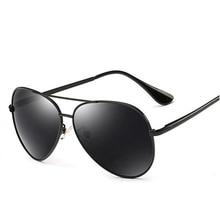 Brand 2019 new fashion men UV400 sunglasses men driving mirrors sunglas